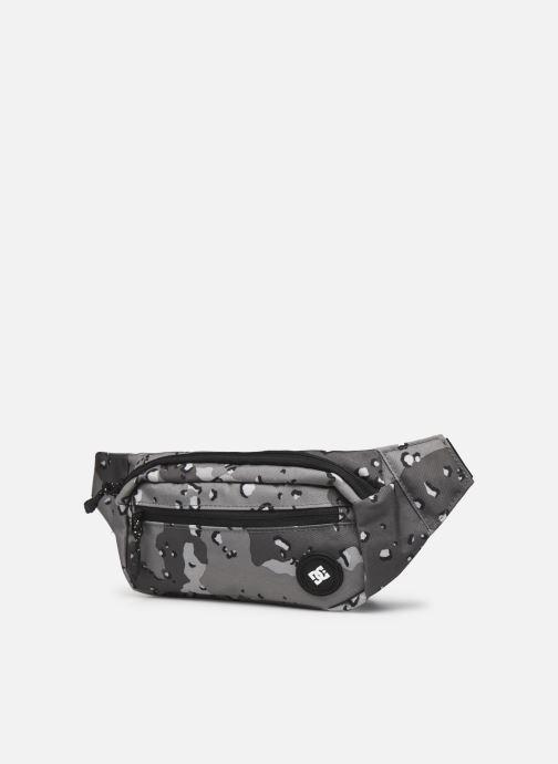 Bolsos de hombre DC Shoes Tussler 2 Gris vista del modelo