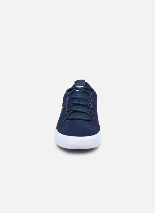 Deportivas DC Shoes Hyde S Azul vista del modelo