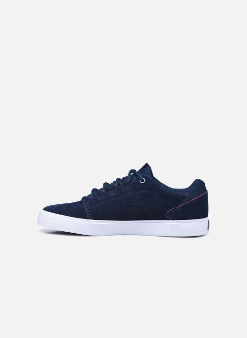 Deportivas DC Shoes Hyde S Azul vista de frente
