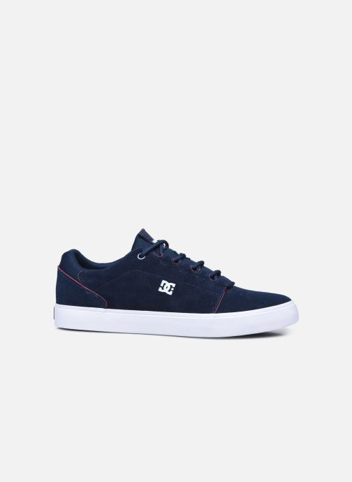 Deportivas DC Shoes Hyde S Azul vistra trasera