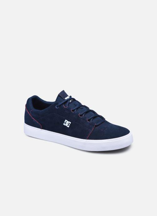 Deportivas DC Shoes Hyde S Azul vista de detalle / par