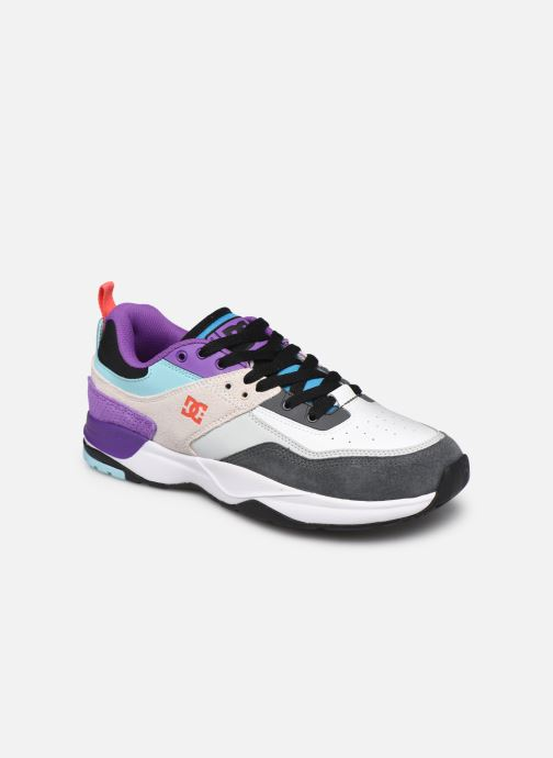 Deportivas DC Shoes E.Tribeka Se Blanco vista de detalle / par