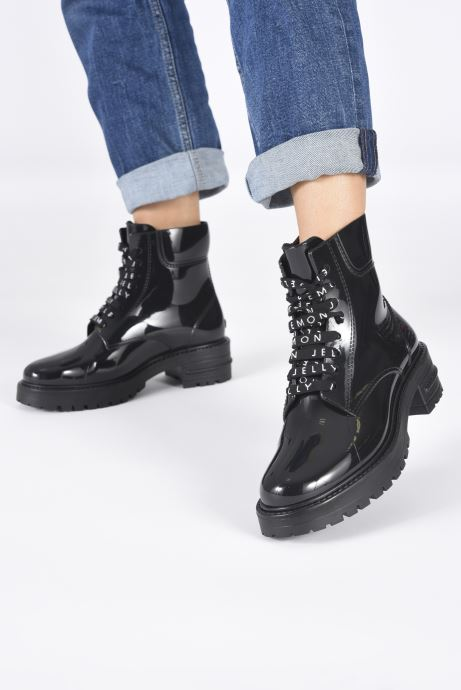Stiefeletten & Boots Lemon Jelly Cailyn schwarz ansicht von unten / tasche getragen