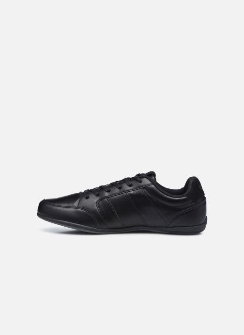 Sneaker Kappa Parra schwarz ansicht von vorne