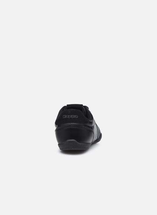 Sneaker Kappa Parra schwarz ansicht von rechts