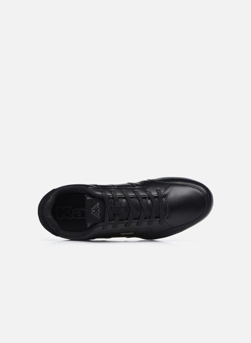 Sneaker Kappa Parra schwarz ansicht von links