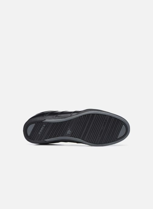 Baskets Kappa Parra Noir vue haut
