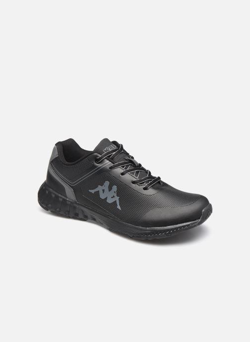 Sneaker Kappa Faster Pu schwarz detaillierte ansicht/modell