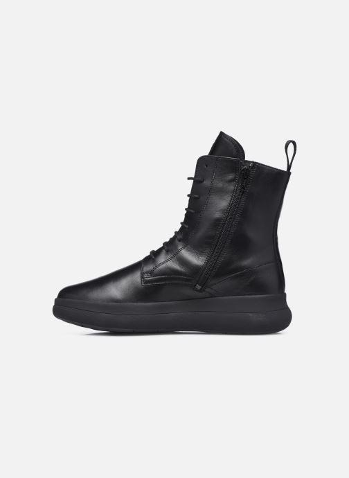 Bottines et boots HÖGL Newton Noir vue face