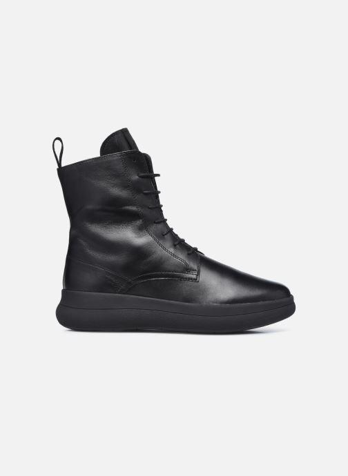 Bottines et boots HÖGL Newton Noir vue derrière