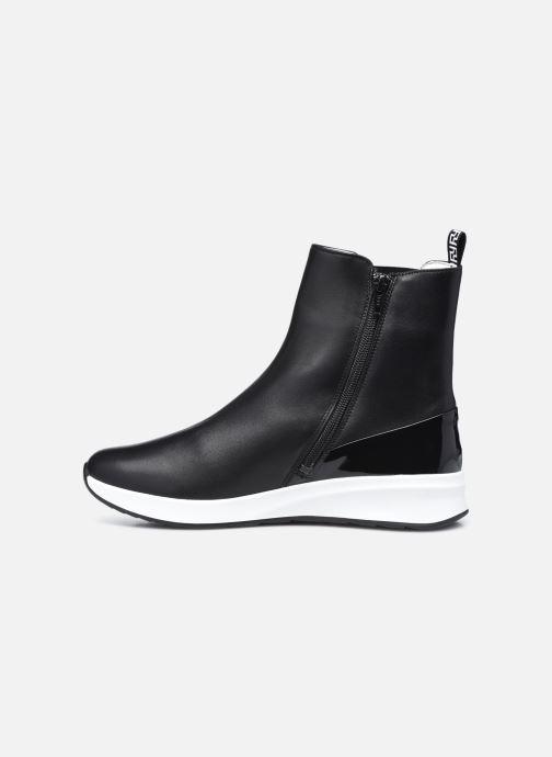 Bottines et boots HÖGL Dry Track Noir vue face