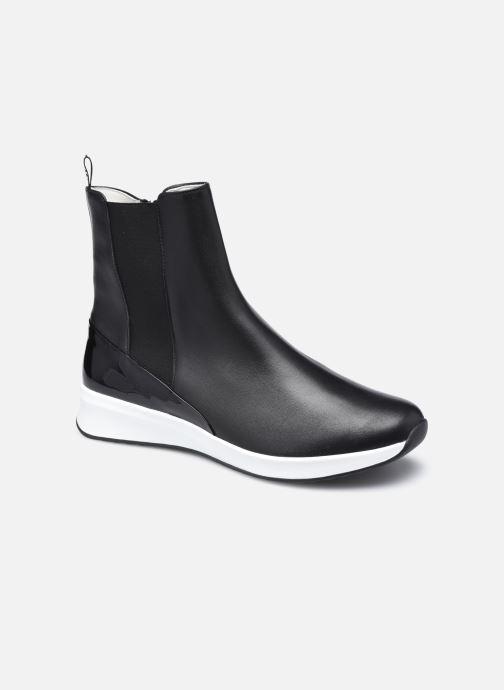 Bottines et boots HÖGL Dry Track Noir vue détail/paire