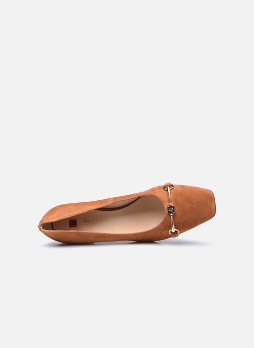 Zapatos de tacón HÖGL Romy II Marrón vista lateral izquierda