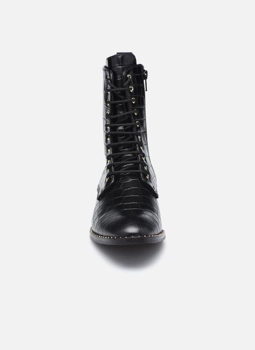 Bottines et boots HÖGL Soho II Noir vue portées chaussures