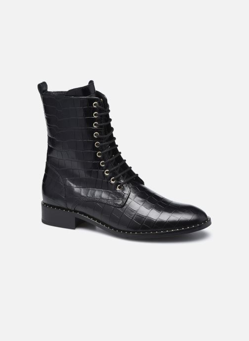 Boots en enkellaarsjes HÖGL Soho II Zwart detail