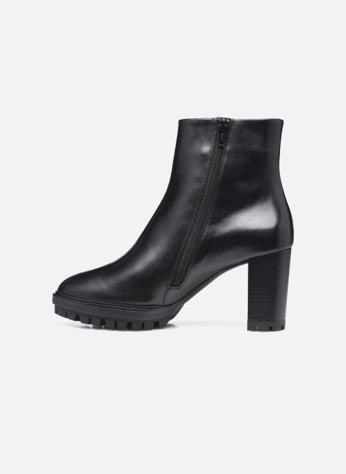 Bottines et boots HÖGL Rusty II Noir vue face