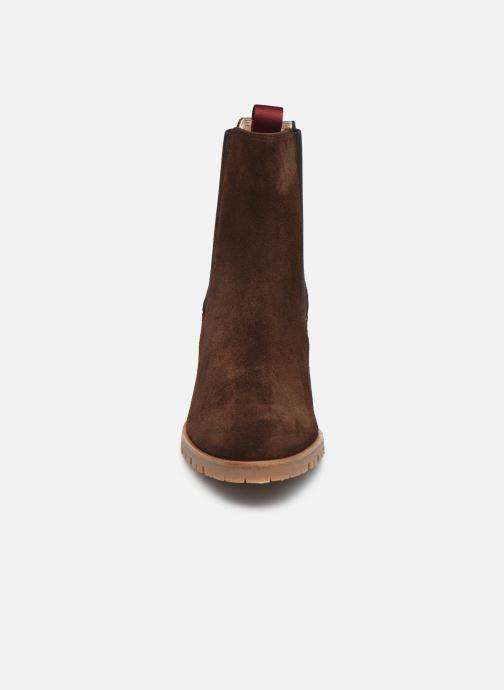 Bottines et boots HÖGL Terry II Marron vue portées chaussures