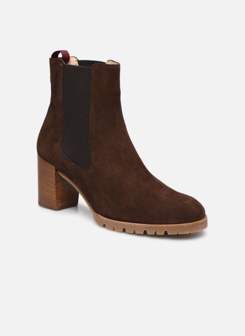 Bottines et boots HÖGL Terry II Marron vue détail/paire