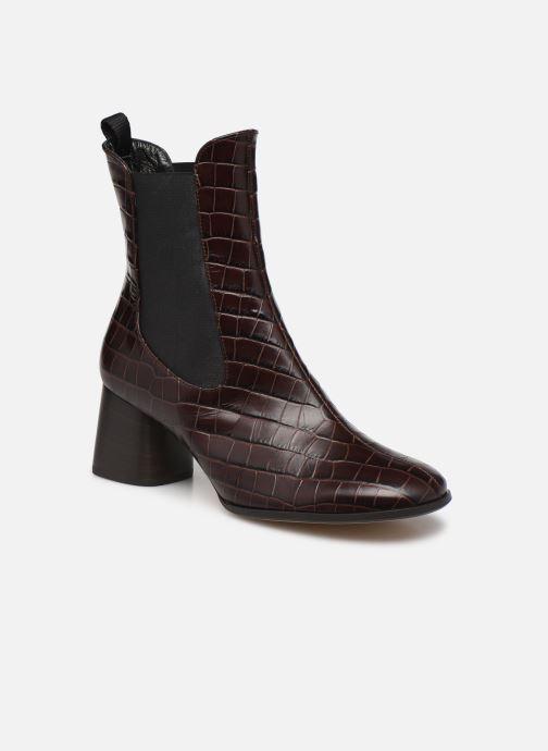 Boots en enkellaarsjes HÖGL Carnaby Bruin detail