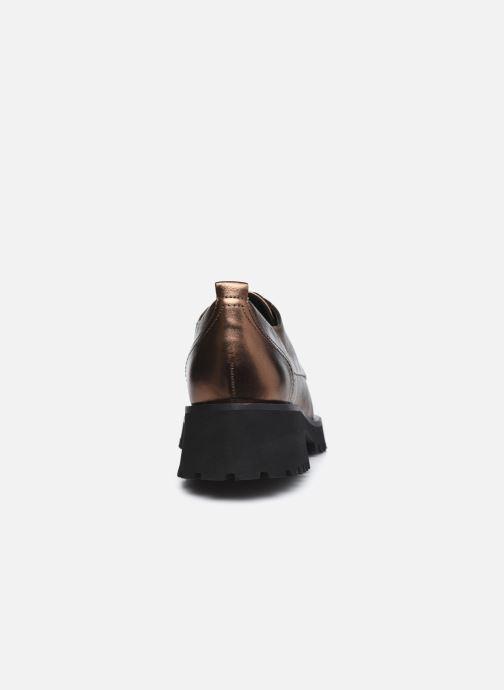 Chaussures à lacets HÖGL Progresser Or et bronze vue droite