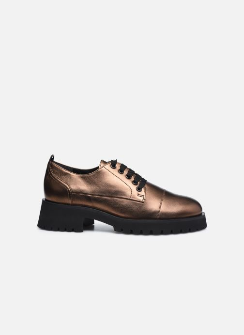 Chaussures à lacets HÖGL Progresser Or et bronze vue derrière