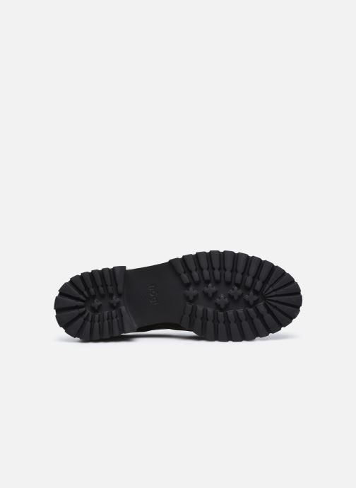 Chaussures à lacets HÖGL Progresser Or et bronze vue haut