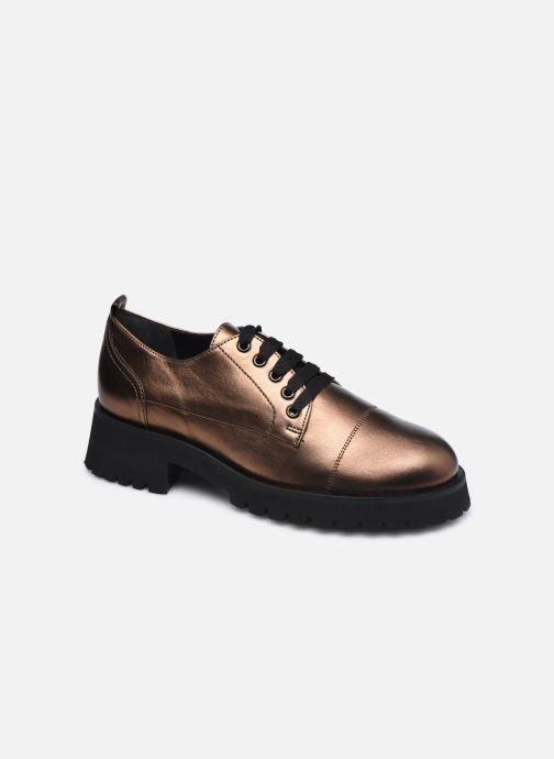 Chaussures à lacets HÖGL Progresser Or et bronze vue détail/paire