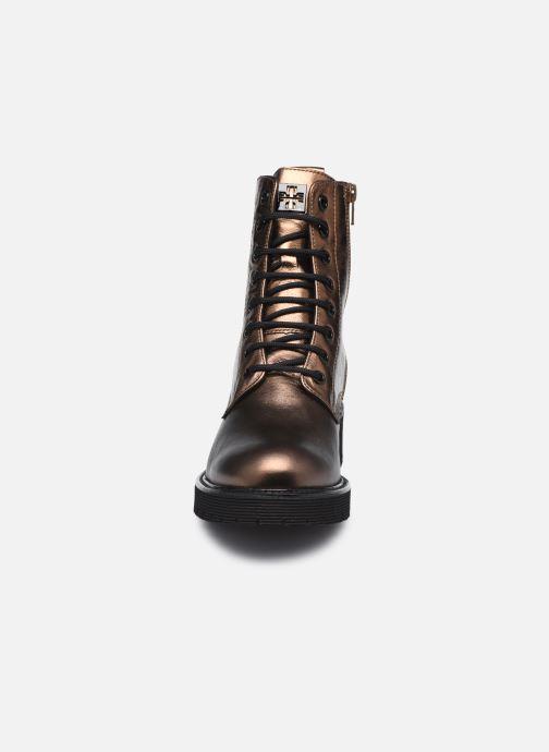 Stiefeletten & Boots HÖGL Clay gold/bronze schuhe getragen