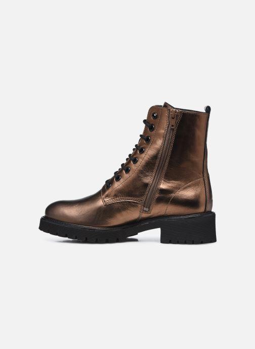 Stiefeletten & Boots HÖGL Clay gold/bronze ansicht von vorne