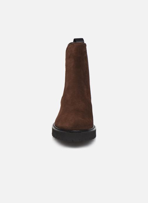 Bottines et boots HÖGL Jules II Marron vue portées chaussures