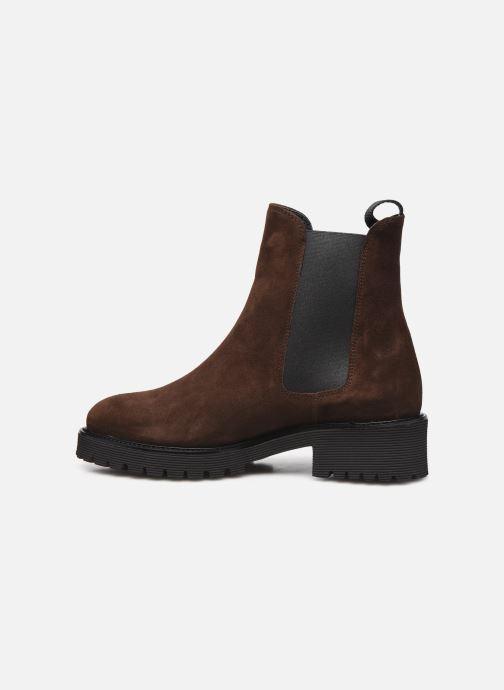 Bottines et boots HÖGL Jules II Marron vue face