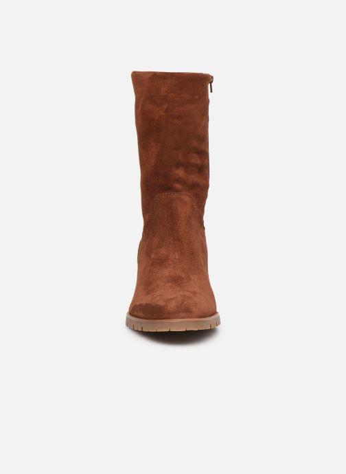 Stiefeletten & Boots HÖGL Clint rot schuhe getragen
