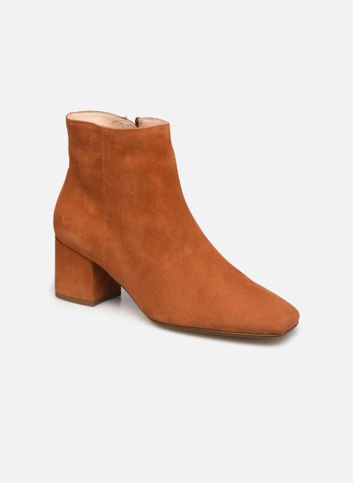 Bottines et boots HÖGL Properly II Marron vue détail/paire