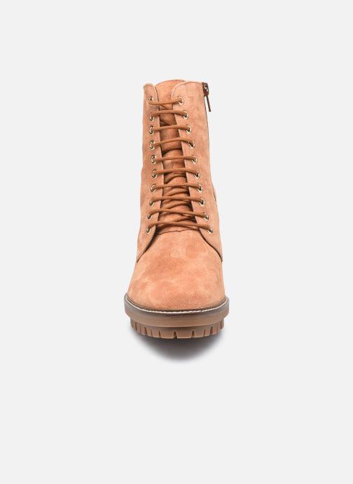 Bottines et boots HÖGL Monica Marron vue portées chaussures