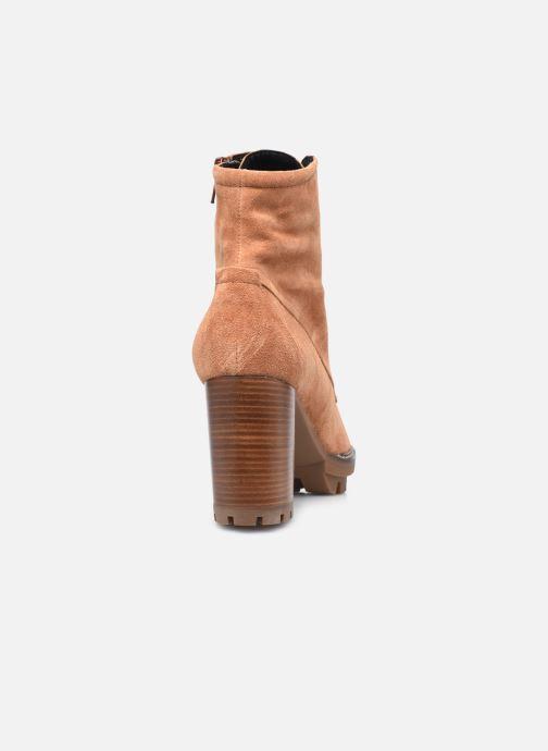 Bottines et boots HÖGL Monica Marron vue droite