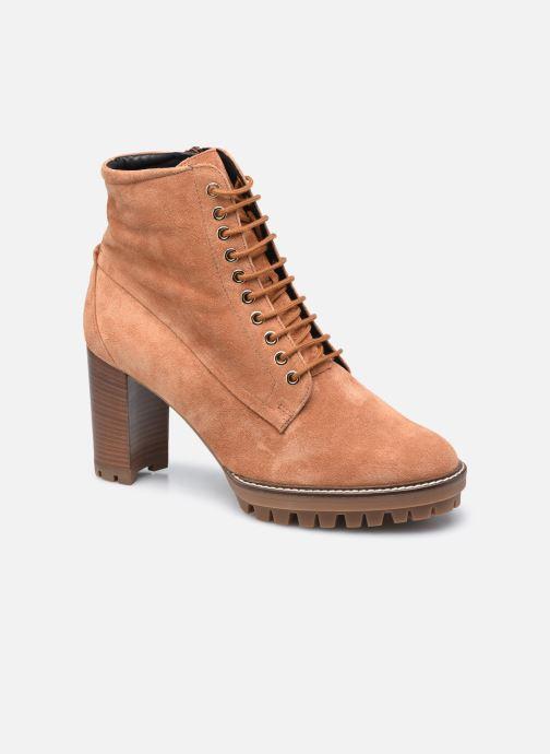 Boots en enkellaarsjes HÖGL Monica Bruin detail