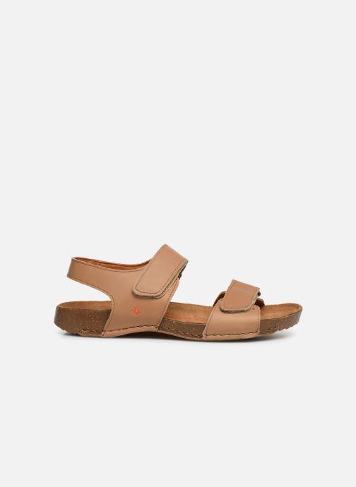 Sandali e scarpe aperte Art I Breathe 1004 V Beige immagine posteriore