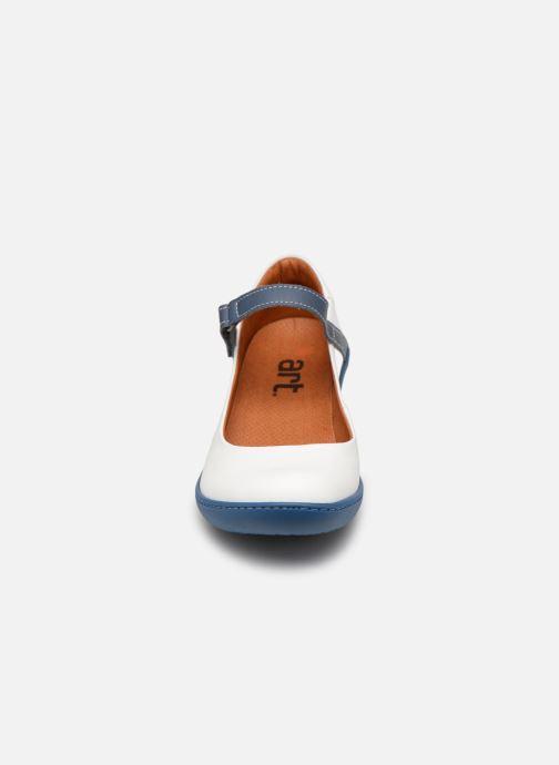 Zapatos de tacón Art Alfama 1447 V Blanco vista del modelo