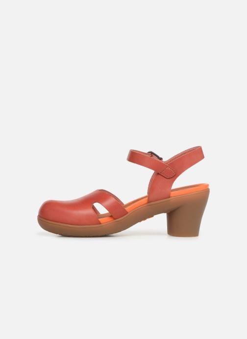 Sandalen Art Alfama 1470 V rot ansicht von vorne