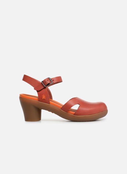 Sandalen Art Alfama 1470 V rot ansicht von hinten