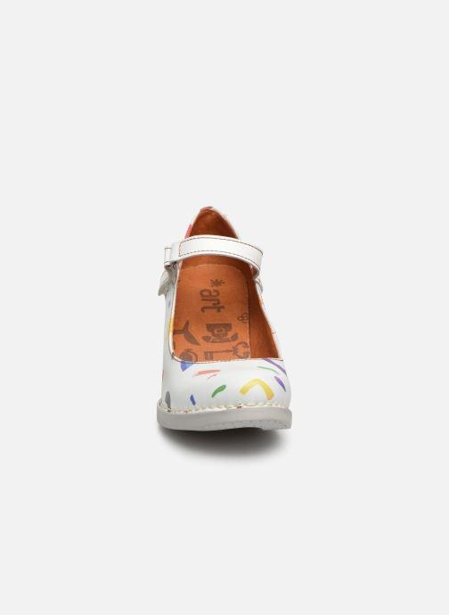 Zapatos de tacón Art Harlem 933F V Blanco vista del modelo