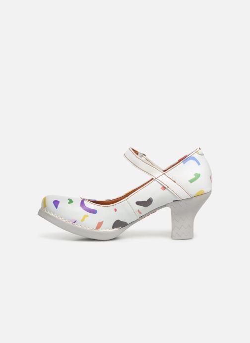 Zapatos de tacón Art Harlem 933F V Blanco vista de frente