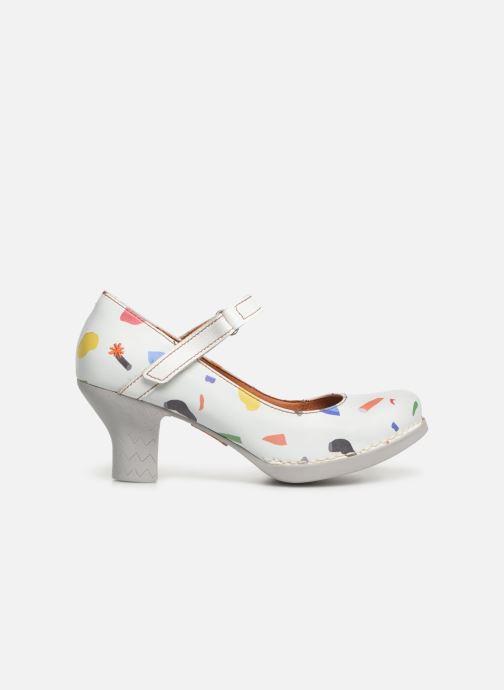 Zapatos de tacón Art Harlem 933F V Blanco vistra trasera