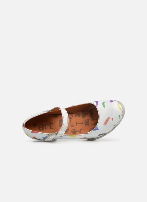 Zapatos de tacón Art Harlem 933F V Blanco vista lateral izquierda