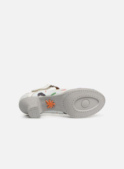 Zapatos de tacón Art Harlem 933F V Blanco vista de arriba
