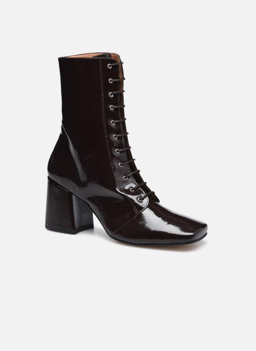 Stiefeletten & Boots About Arianne Stevie braun detaillierte ansicht/modell
