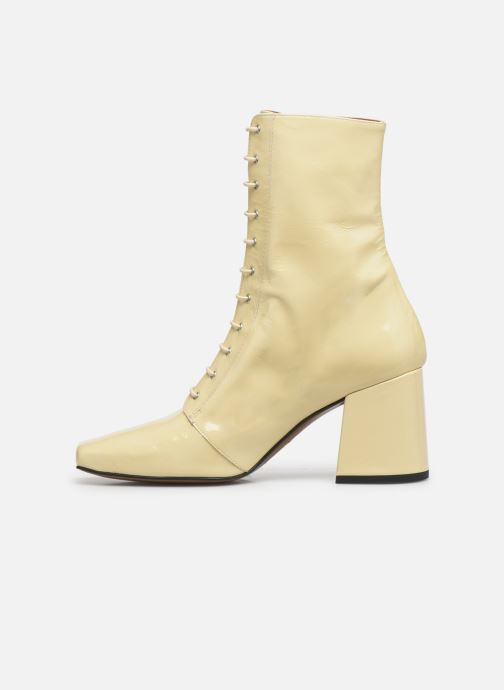 Bottines et boots About Arianne Stevie Blanc vue face