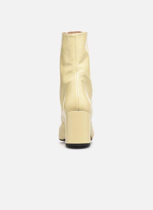 Bottines et boots About Arianne Stevie Blanc vue droite