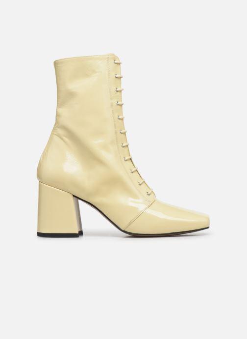 Bottines et boots About Arianne Stevie Blanc vue derrière