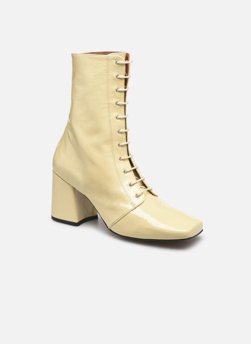 Bottines et boots About Arianne Stevie Blanc vue détail/paire